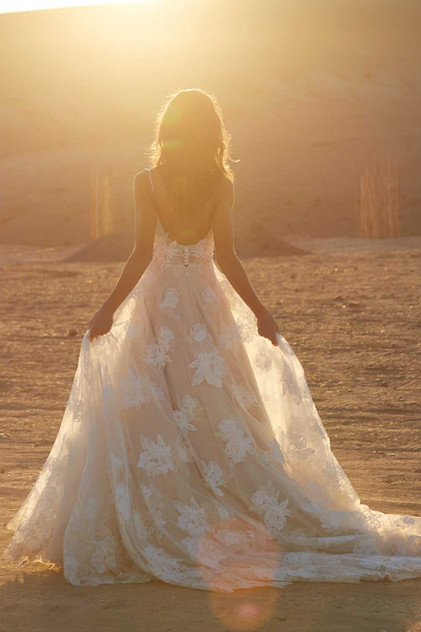 Aubrey Pretty White Dress Madi Lane Land