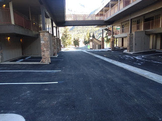 Parking Lot Resurface Project Complete!
