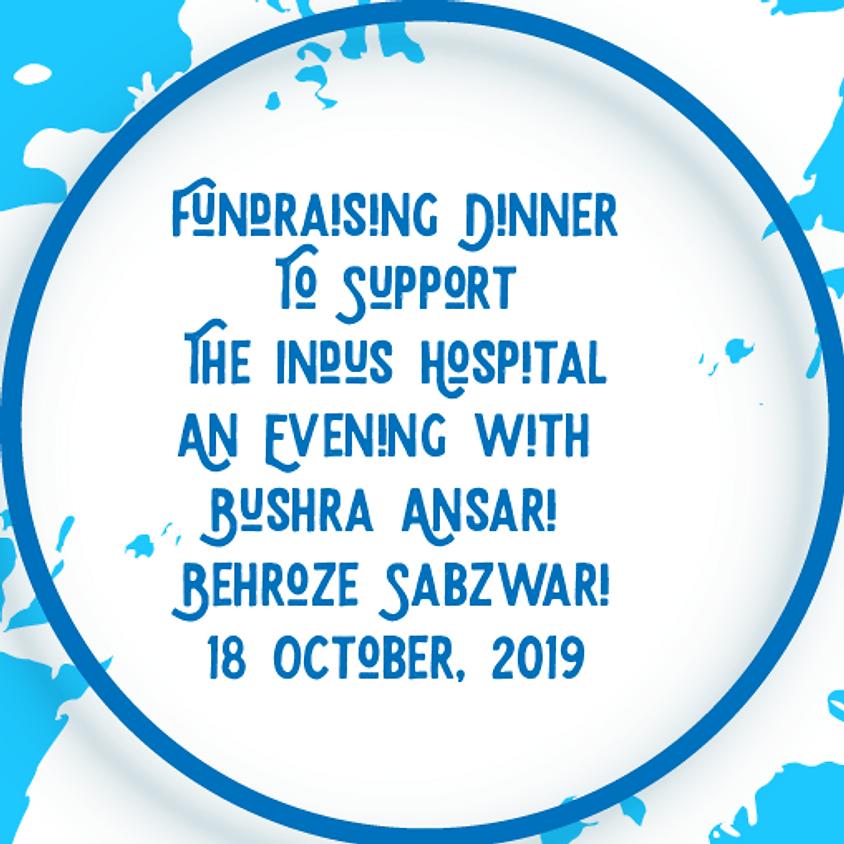 Indus Hospital Fundraising Dinner