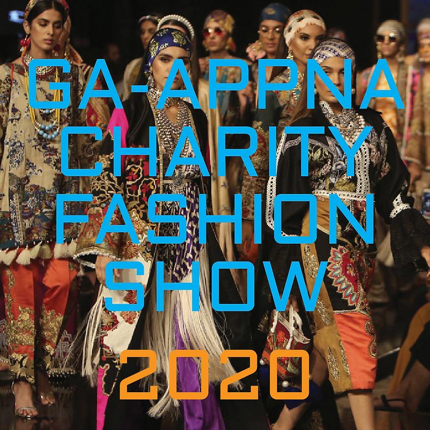 GA APPNA Charity Fashion Show