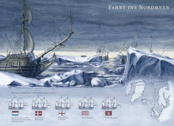 Fahrt ins Nordmeer