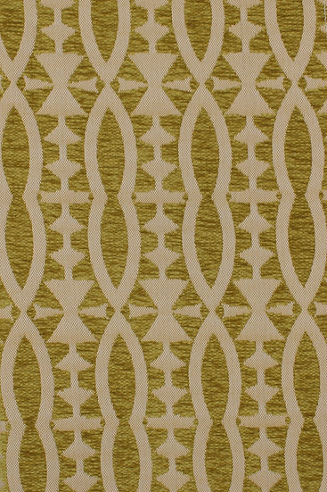 Makala Chenille Yellow
