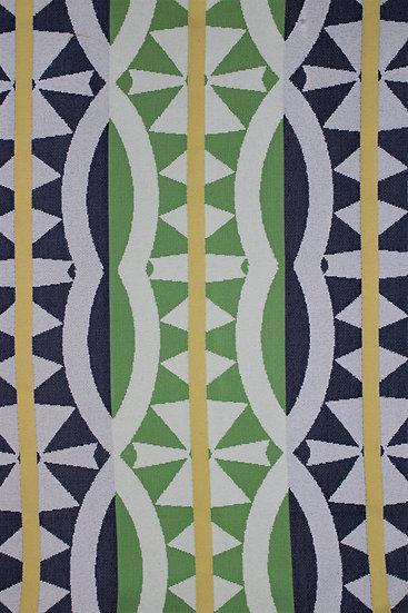 Makala Stripe Blue