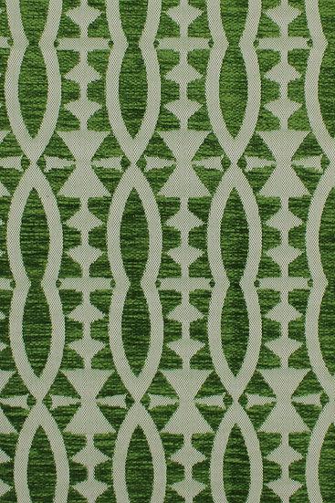 Makala Chenille Green