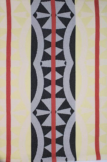 Makala Stripe Black