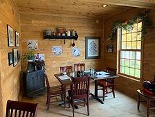 Rustic Corner Cafe