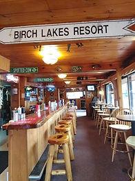 Birch Lakes Resort Lodge Grill & Tiki Bar