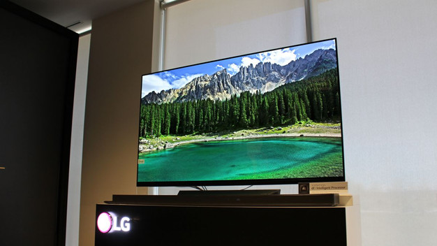 Hands on: LG E8 OLED (OLED65E8) review