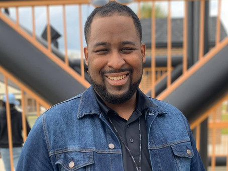 Darlington Band Alumni Jordan Jefferson appointed as Assistant Principal at Manning High School