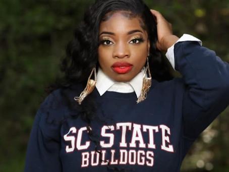 Darlington Band Alumnae, Kimberly Stevenson graduates from South Carolina State University