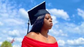 Darlington Band Alumnae, Keyonna Mills graduates from South Carolina State University