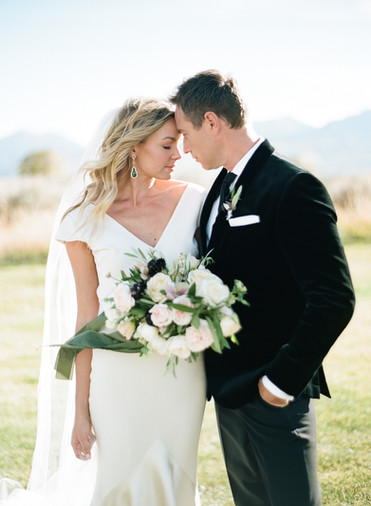 Fall Aspen Wedding - Flower + Vine