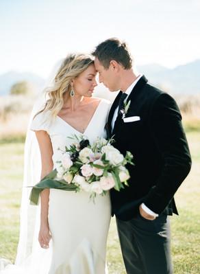 Fall Aspen Wedding - Flower + Vine
