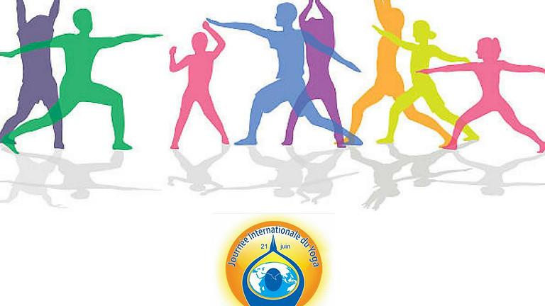 Journée internationale de yoga