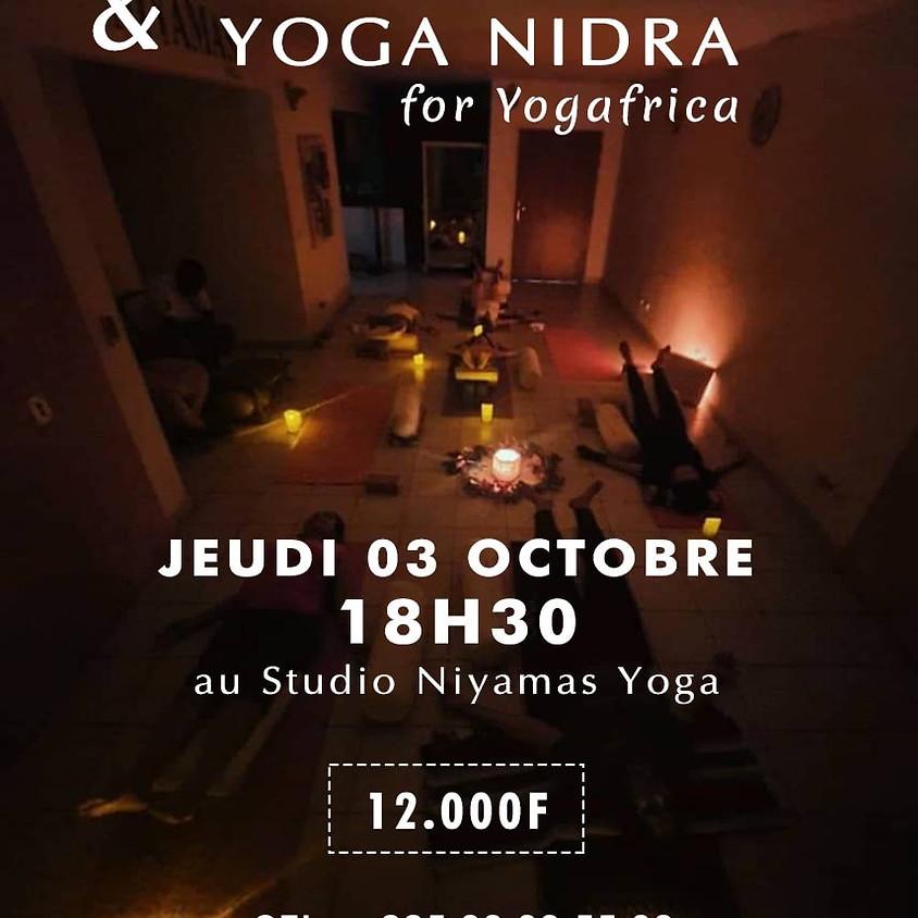 Restorative & Yoga nidra