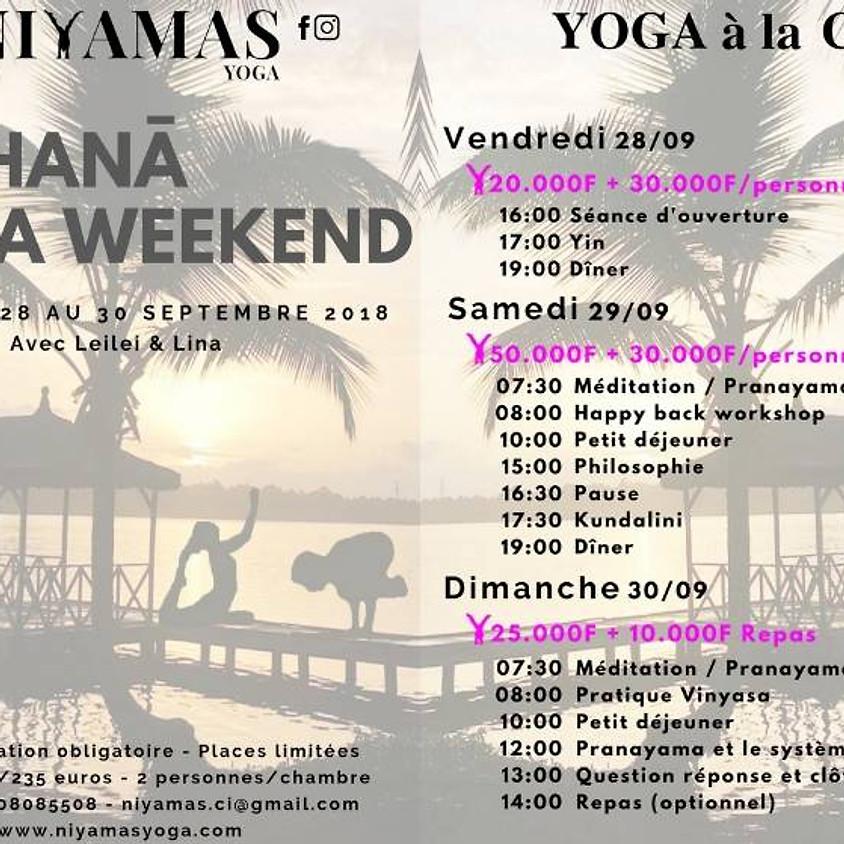 Sadhana yoga weekend