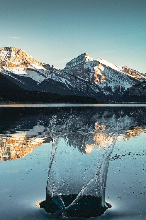 Spray lakes, Banff, AB