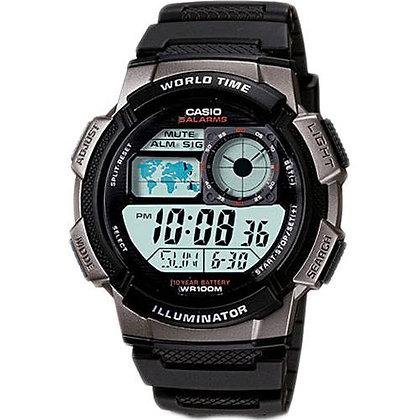 Relógio Casio Ae-1000w-1bvdf