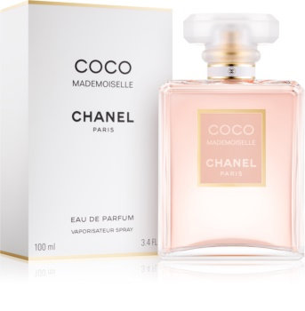 Perfume Coco Mademoiselle Chanel Edp