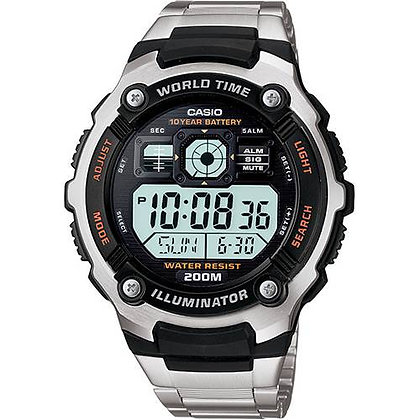Relógio Casio AE-2000WD-1AVDF