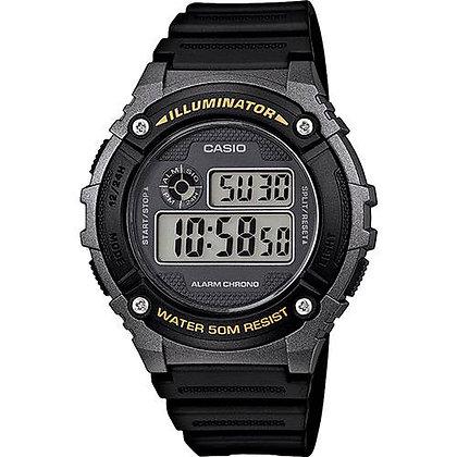 Relógio Casio  W-216h-1bvdf