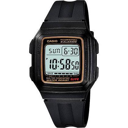 Relógio Casio F-201wa-9adf
