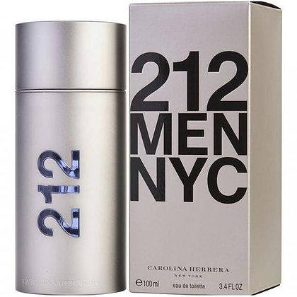 Perfume Carolina Herrera 212 Men Nyc Edt