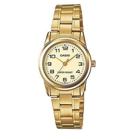 Relógio Casio Ltp-v001g-9budf