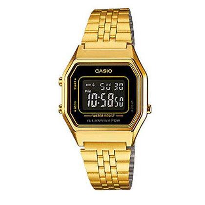 Relógio Casio LA680WGA-1BDF