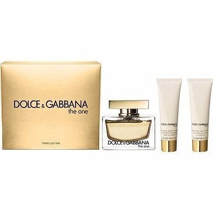 Perfume Dolce & Gabbana The One Kit