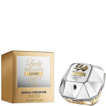 Perfume Paco Rabanne Lady Million Lucky Edp