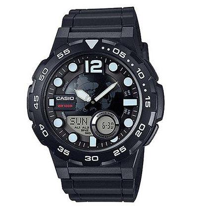 Relógio Casio aeq-100w-1avdf