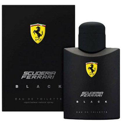 Perfume Original ferrari black EDT