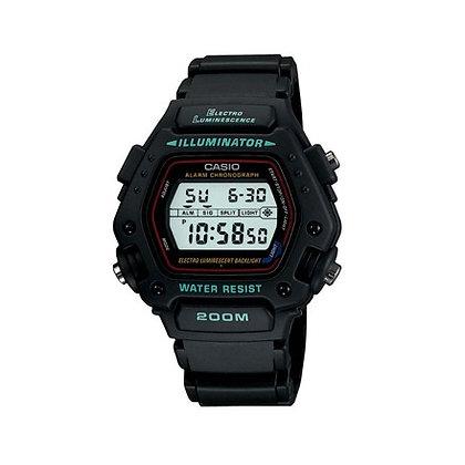 Relógio Casio  Dw-290-1vs