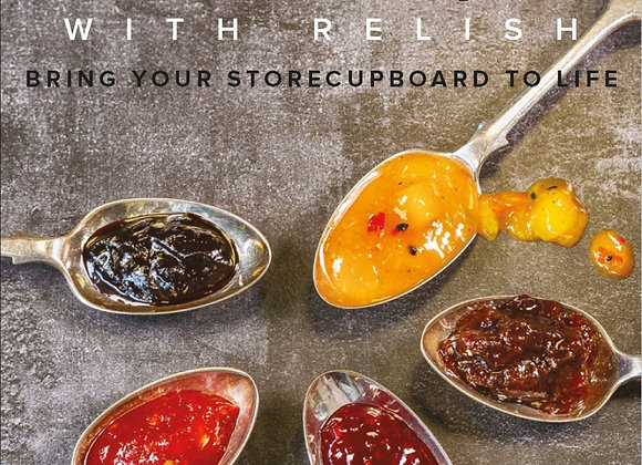 Embellish with Relish Cookbook
