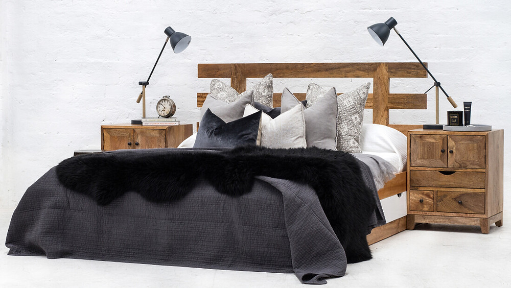 Bedroom Setting by Empire Homewares