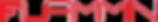 Transparent-Flammin Font Logo.png