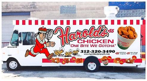 Haroldschicken55 Harolds Food Trucks