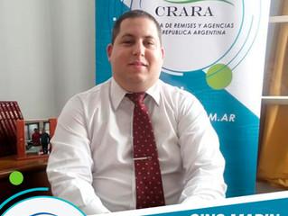 """Gino Marin """"Entrevista con Infocámaras"""""""