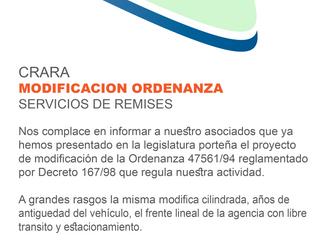 Presentación Proyecto de Ley