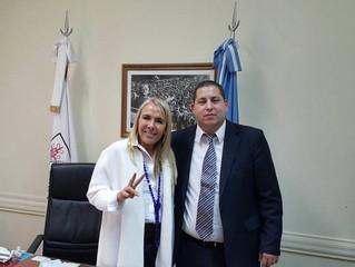 Diputada Claudia Calciano