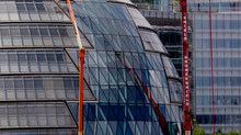 Bespoke Glazing - City Hall