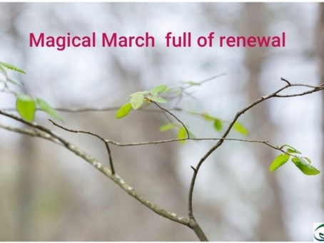 Magical March