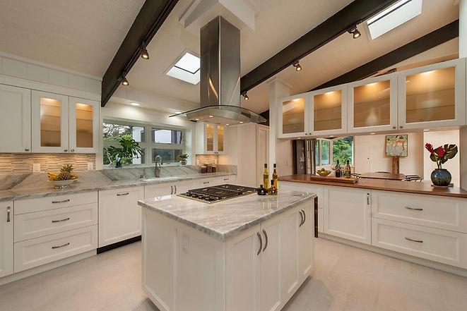 kitchen modern countertops island backsp