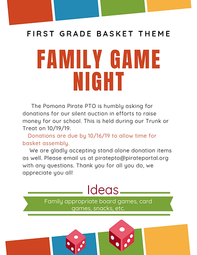 1st Grade Silent Auction Flyer.png