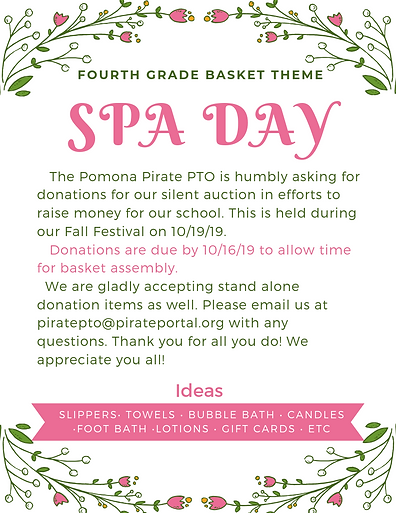 4th Grade Silent Auction Flyer.png