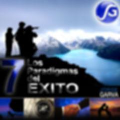 Imagen de portada de la Conferencia Los 7 Paradigmas de éxito