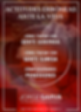 Imagen de la portada de la Conferencia Actitudes erroneas ante la vida