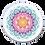 Thumbnail: Electric Stove Burner Covers - Multicolored Mandala