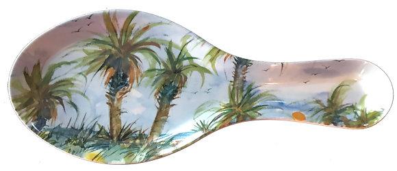 Palm Tree Spoon Rest